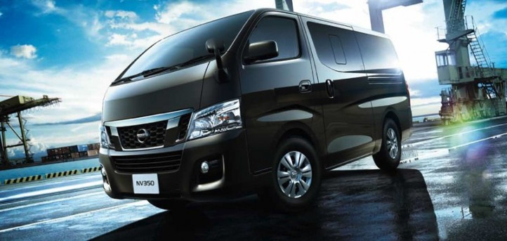 Nissan NV350 (Manual)