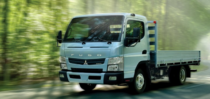 MITSUBISHI CANTER 10ft (Manual)
