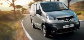 Nissan NV200 (Manual)